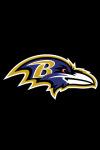 Baltimore Ravens Smoke Effect Wallpaper screenshot 1/1