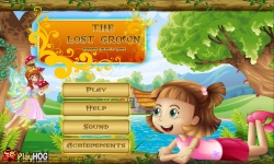 Free Hidden Object Games - The Lost Crown screenshot 1/4