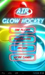 Air Glow Hockey screenshot 1/6