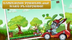 Ace Bunny Turbo Go-kart Race screenshot 4/6