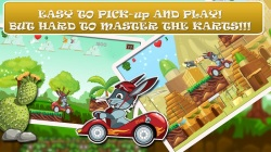 Ace Bunny Turbo Go-kart Race screenshot 5/6