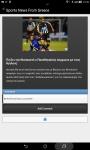 Sports News From Greece screenshot 4/6