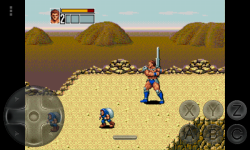 Golden Axe III screenshot 5/6