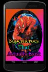 Superheroes That Actually Exist screenshot 1/3