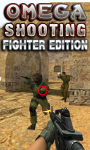 OMEGA SHOOTING FIGHTER EDITION screenshot 1/1
