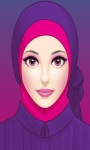 Hijab Make Up Salon_free screenshot 1/3