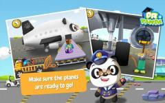 Dr Panda Vliegveld source screenshot 6/6