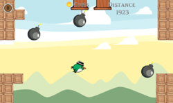 Fatty Bird - The Official Game screenshot 4/5