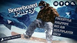 Snowboard Party extreme screenshot 2/6