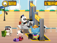 Dr Panda Vliegveld base screenshot 1/6
