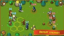 Heroes A Grail Quest deep screenshot 3/5