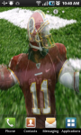 Robert Griffin III Live Wallpaper screenshot 2/3