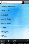 Radio Denmark - Alarm Clock + Recorder screenshot 1/1