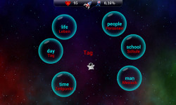 English Words Learning Game for Germans screenshot 2/6