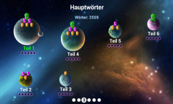 English Words Learning Game for Germans screenshot 5/6