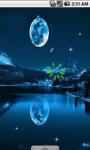 Full Moon Night Live Wallpaper screenshot 1/4