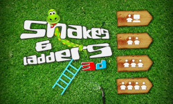 Snakes and Ladders 3D Free screenshot 1/5