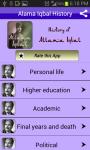Allama Iqbal History Legendary Urdu Poet screenshot 1/3
