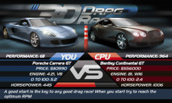 3D Drag-Race 2 screenshot 2/2