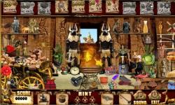 Free Hidden Object Games - King Tut screenshot 3/4