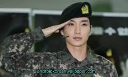 Leeteuk Suju Army Wallpaper screenshot 1/6