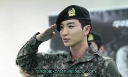 Leeteuk Suju Army Wallpaper screenshot 2/6