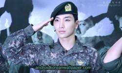 Leeteuk Suju Army Wallpaper screenshot 6/6