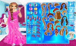 Anna Frozen Makeup screenshot 3/4
