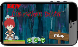 Boy The Dark Cave screenshot 4/5