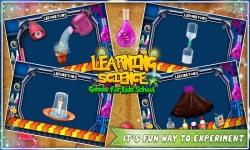 Learning Science Kids School screenshot 5/6