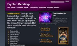 Paranormal Numerology and Tarot screenshot 1/3