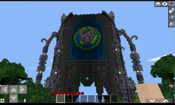 Cartoon Craft: Castle World PE screenshot 2/6