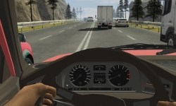 Racing in Car-Overtaking screenshot 1/2
