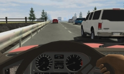 Racing in Car-Overtaking screenshot 2/2