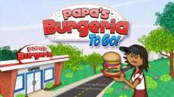 Papas Burgeria To Go primary screenshot 3/5