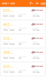 Cheap flights - BW screenshot 1/5