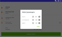 Cheap flights - BW screenshot 3/5