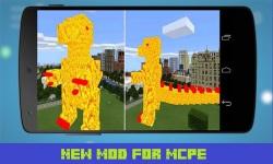 Godzilla Mod for MCPE screenshot 2/3