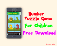 Puzzle Game Number for kids screenshot 2/5