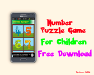 Puzzle Game Number for kids screenshot 3/5