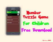 Puzzle Game Number for kids screenshot 4/5