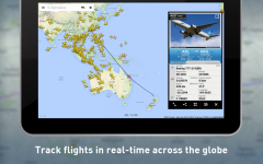 Flightradar24 Pro United screenshot 3/5