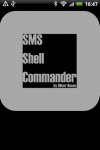 SMS Shell Commander FREE screenshot 1/6
