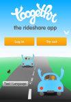 Toogethr the carpool and rideshare app screenshot 1/5