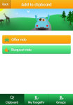 Toogethr the carpool and rideshare app screenshot 5/5