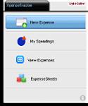 EXpenseTracker screenshot 1/1
