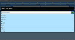 MonthlyBudget screenshot 5/6