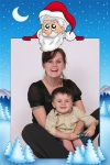 Christmas Photo Frame Camera screenshot 1/1