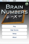 Brain Numbers screenshot 1/1