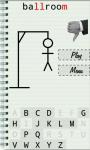 Hangman classic word game screenshot 4/6